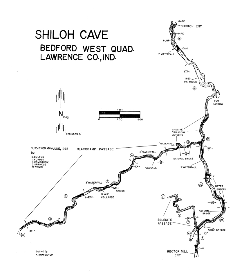 Sullivan Cave Indiana Map.Central Indiana Grotto Caving In Indiana